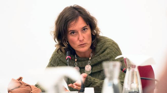 Il sindaco Sara Santagostino