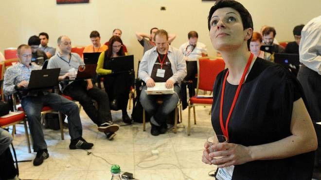 Iolanda Pensa,  ideatrice del progetto  che si terrà a Esino Lario  dal 21 al 28 giugno prossimi (Sandonini)