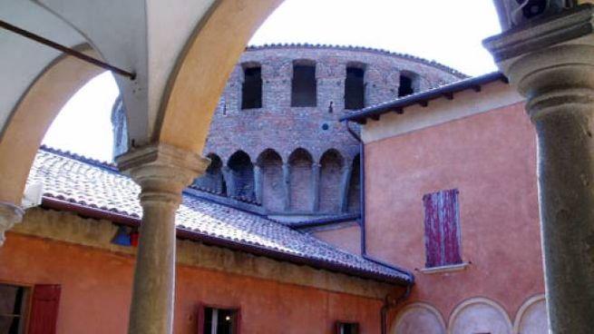 Dozza, Il Castello. Foto Silvia Hofmann
