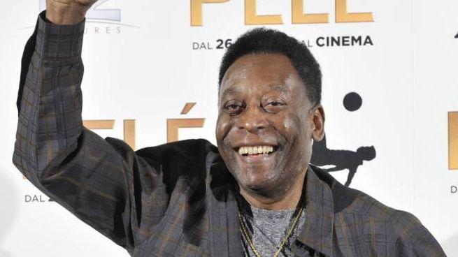 Pelé, il film nelle sale (Olycom)