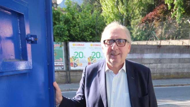 L'ex patron del Lecco, Daniele Bizzozero