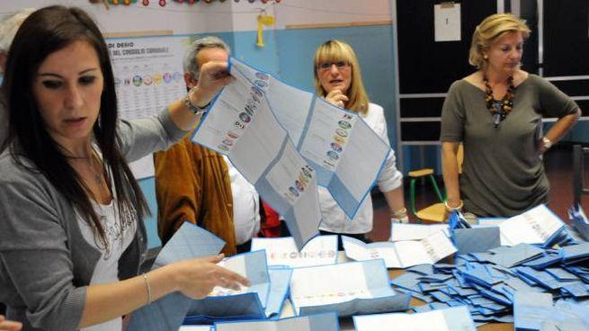 Elezioni comunali (Foto di repertorio)