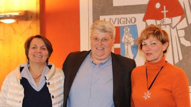 Damiano Bormolini ha staccato nettamente le cugine rivali Barbara e Giuseppina Silvestri