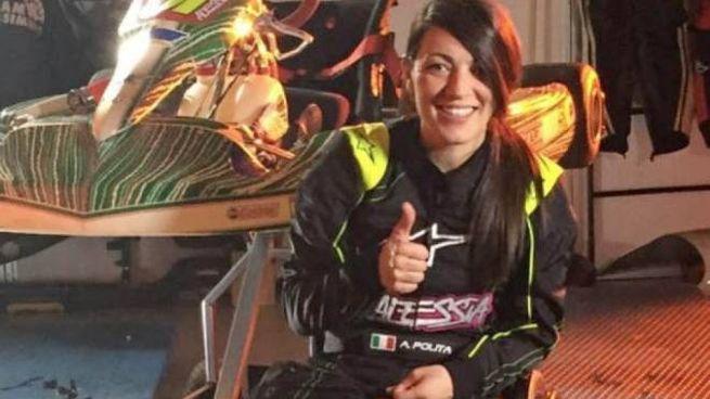 Alessia Polita rimase paralizzata dopo un incidente avvenuto il 15 giugno 2012 sul circuito di Misano