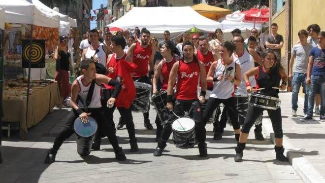 A Manciano il Music Street Festival