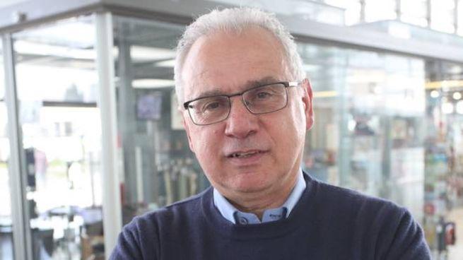 Il presidente dimissionario Lorenzo Catraro
