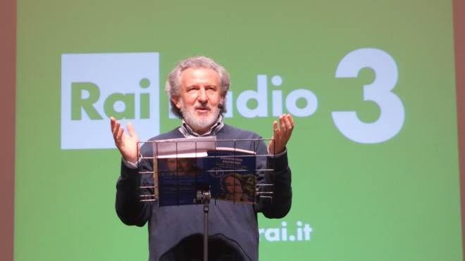 Il matematico scrittore Piergiorgio Odifreddi (Frasca)