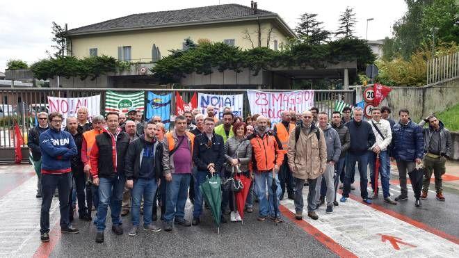 Uno degli ultimi scioperi