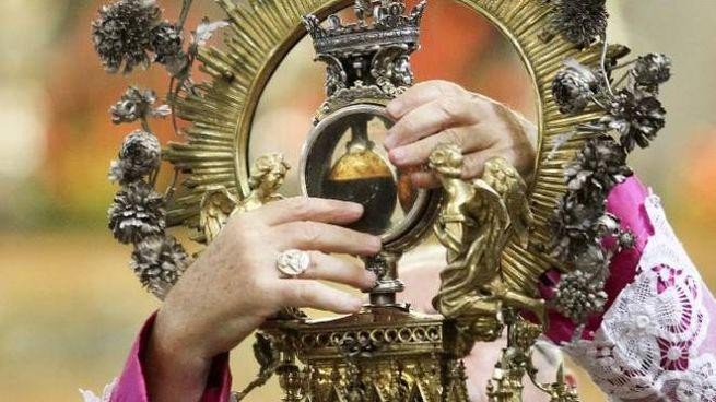Miracolo di San Gennaro (LaPresse)