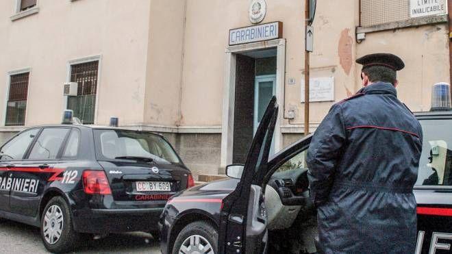 La caserma dei carabinieri di Busto Arsizio