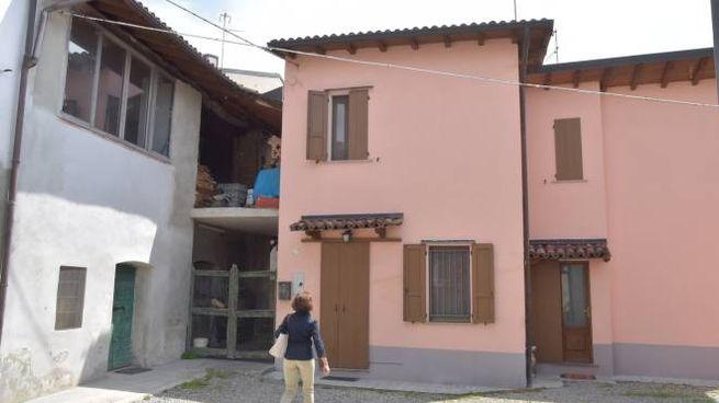 L'abitazione in cui viveva la vittima (Torres)