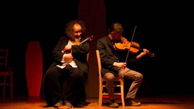 Da sinistra Andrea Kaemmerle e Roberto Cecchetti