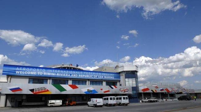 L'aeroporto Fellini