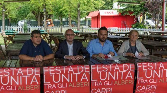 """huge discount c833c aeef9 Carpi, festa del Pd. Si parte con i """"Modena city ramblers ..."""