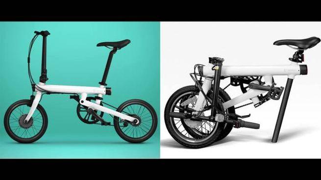 Xiaomi Mi Qicycle La Bici Hi Tech Che Viene Dalla Cina Tech