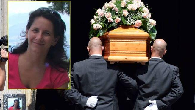 Il funerale di Micaela Masella