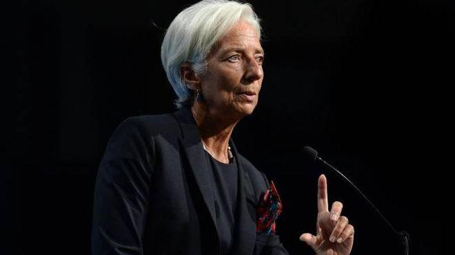 Christine Lagarde al G20 (Ansa)