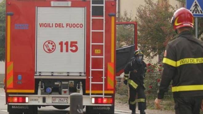 I vigili del fuoco(Foto di archivio)