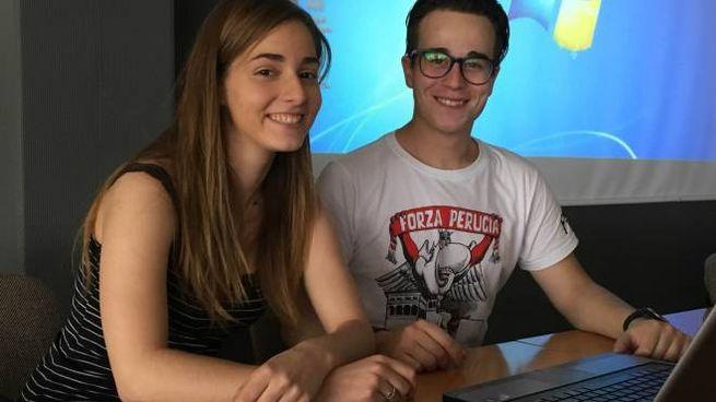 Elena Friuli e Alessandro Salvatori sosterranno gli orali in compagnia del loro avatar
