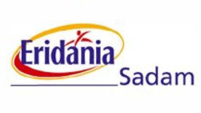 Il logo di Eridania Sadam (da eridaniasadam.it)