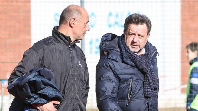 Paolo Bertani  è a caccia di una coppia di ottimi calciatori (Nat.Press)