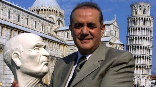 Il professor Francesco Mallegni