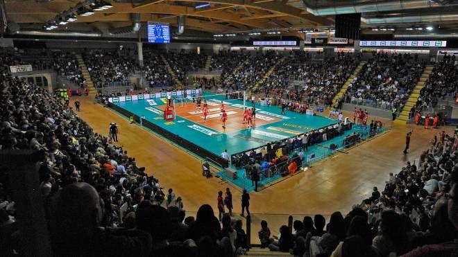 L'Eurosuole Forum ospiterà le partite della Lube  e da quest'anno anche quelle del Volley Potentino