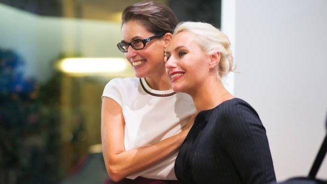 Paola Cereda e Stefania Cuzzeri