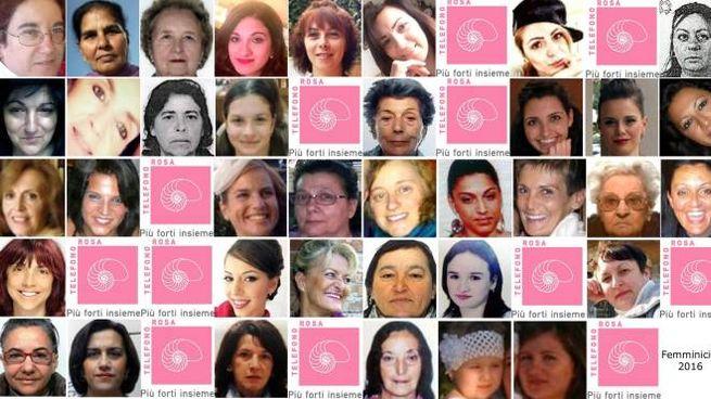Femminicidi, sempre più donne uccise in famiglia (Ansa)