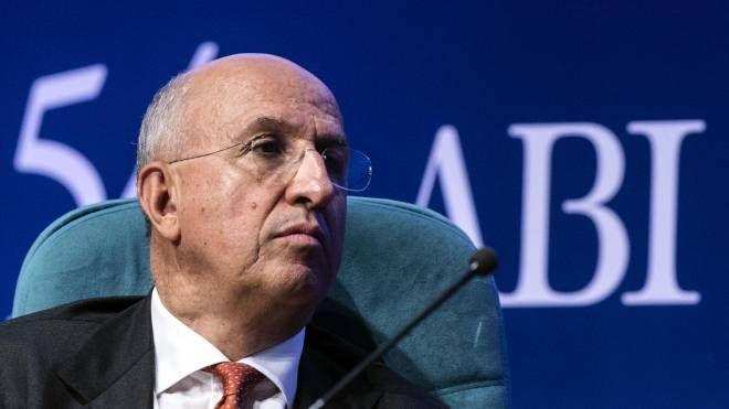 Antonio Patuelli (Ansa)