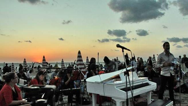Riccione, il concerto di Ensemble Le Muse (Foto Concolino)