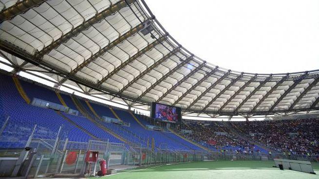 Stadio Olimpico (la presse)