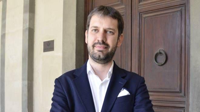 L'assessore Filippo Alessi