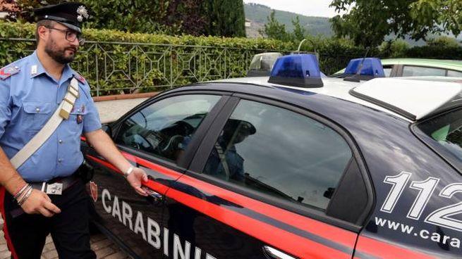 L'arresto eseguito dai carabinieri di Pontedera