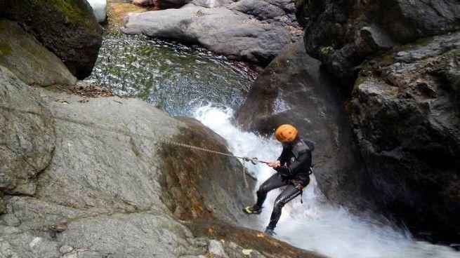 Canyoning (foto repertorio)