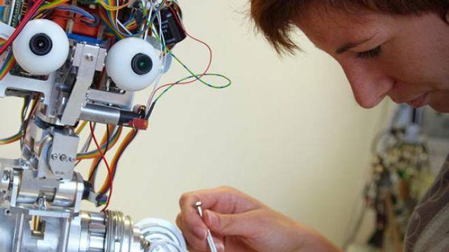 L'istituto di biorobotica della Scuola Sant'Anna