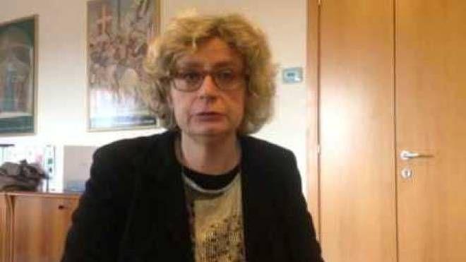 FRANCESCA MENABUONI Amministratore delegato di Nuove Acque la società che gestisce l'acquedotto aretino
