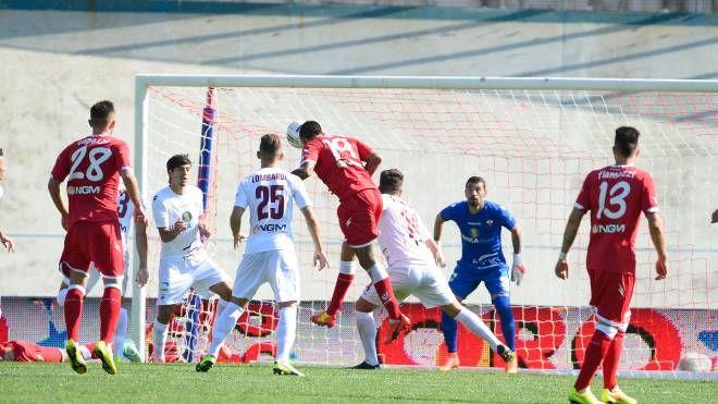 Il gol di Angelo Rea