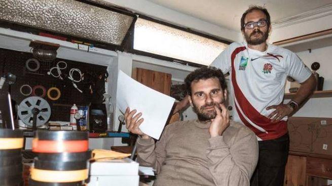 Michele Lezza e Francesco Pacini