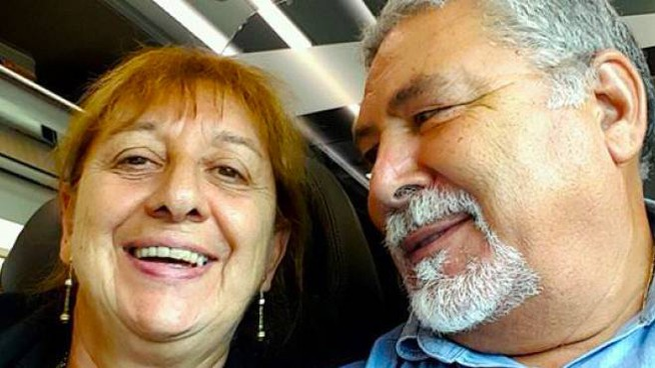 Gianna Del Gaudio e Antonio Tizzani (De Pascale)