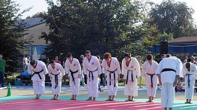 Una giornata di festa per lo sport al parco Ghezzi di Novate