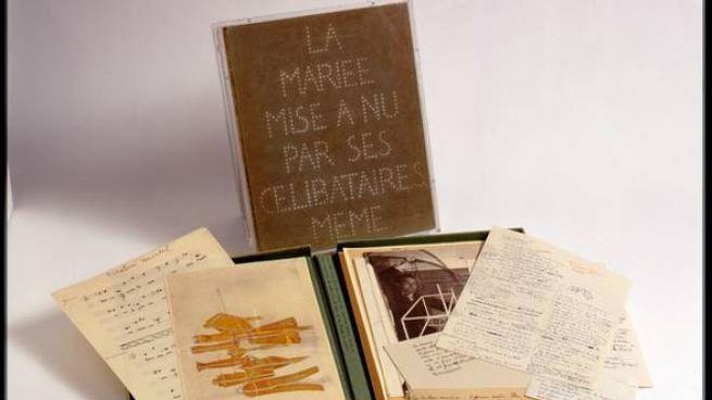 Marcel Duchamp, Boiute verte