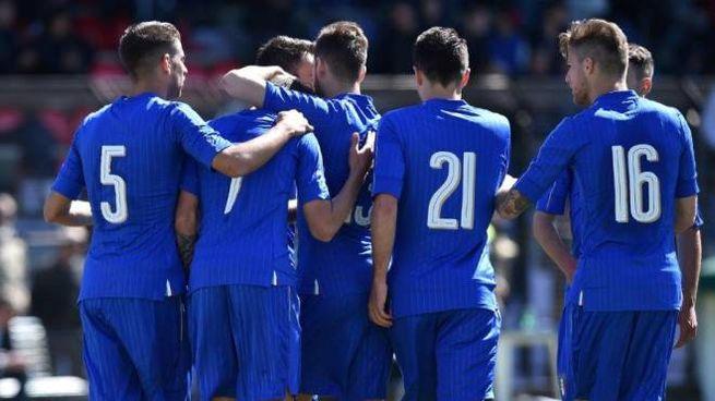 La Nazionale Under 20 protagonista a Gorgonzola