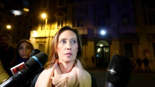 Ilaria Cucchi (Ansa)