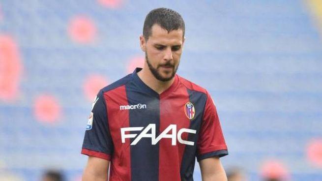 Bologna, nuovo infortunio per Mattia Destro (LaPresse)