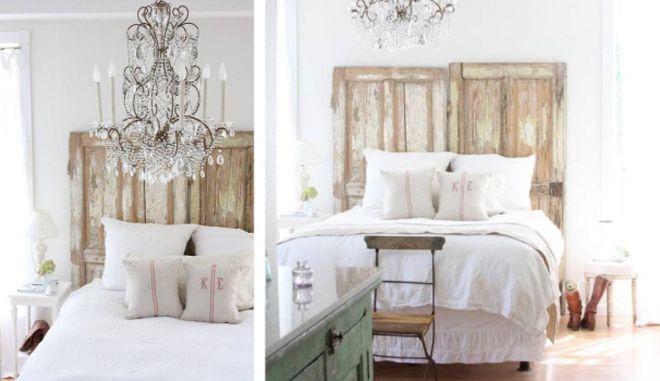 Come arredare la camera da letto in stile shabby chic ...