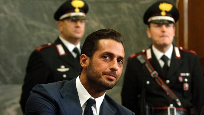 Fabrizio Corona (Imagoeconomica)