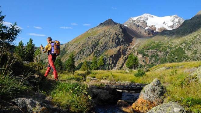Andare In Montagna Cambia Il Nostro Corpo In Meglio Benessere Quotidiano Net