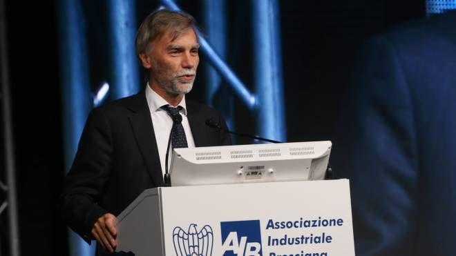 Graziano Delrio all'Aib