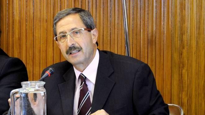 Il sindaco Filippo Errante